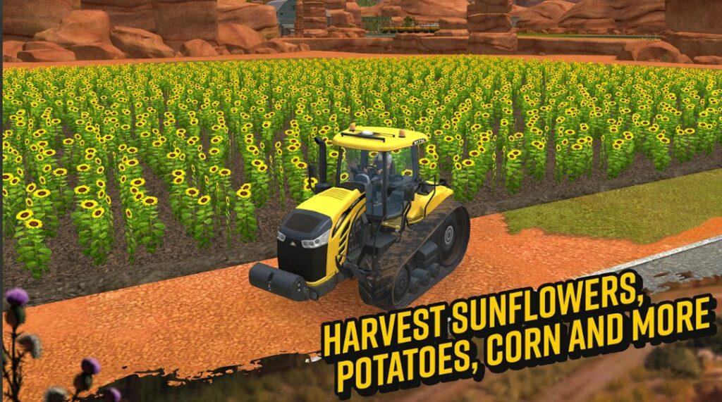 Farming Simulator 18 Mod APK