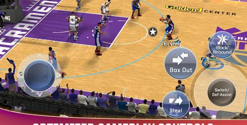NBA 2K20 apk image