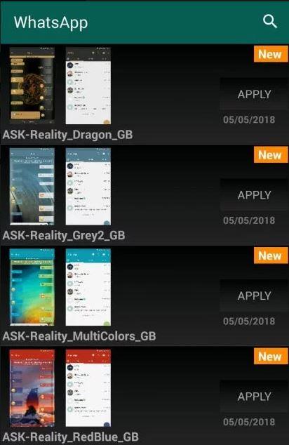 OGWhatsApp Mod APK