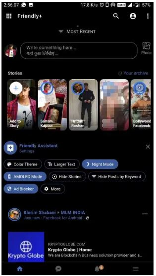 Facebook Mod APK Download