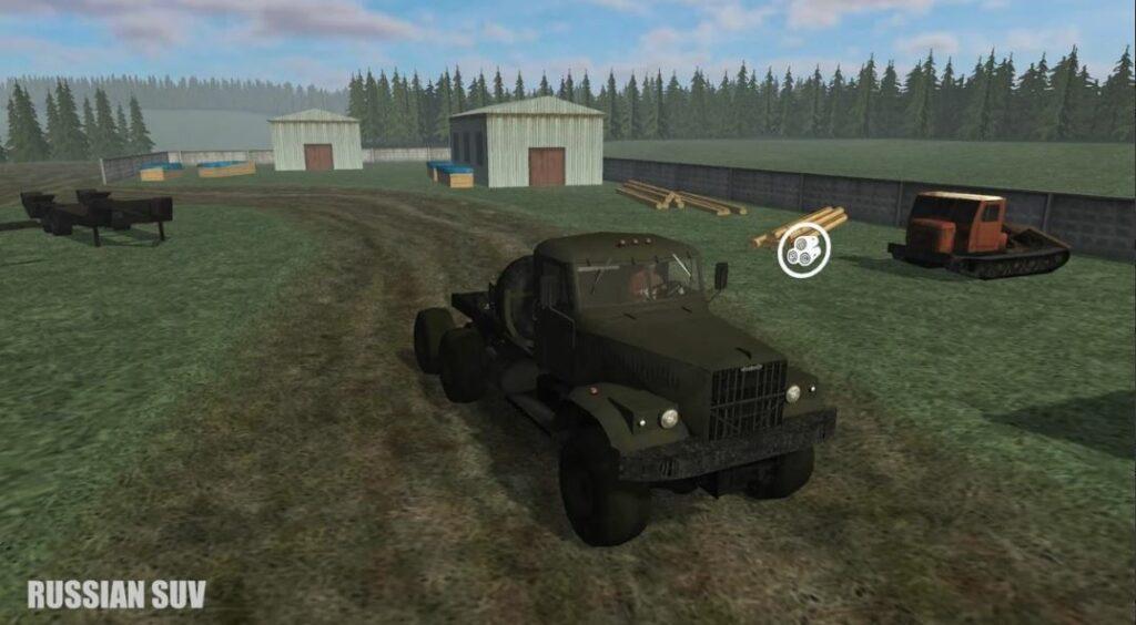 Russian SUV Mod APK