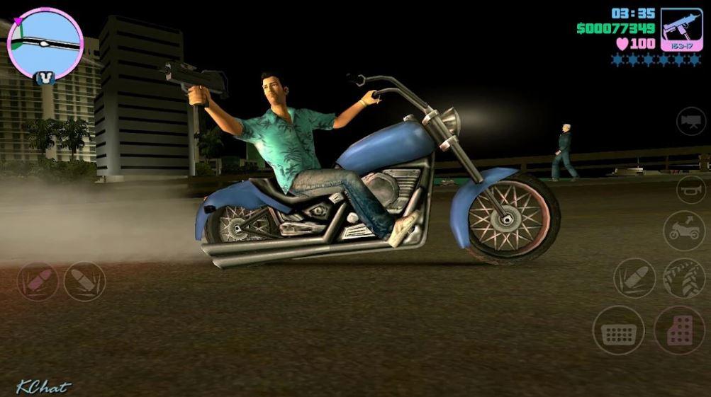 GTA Vice City apk icon