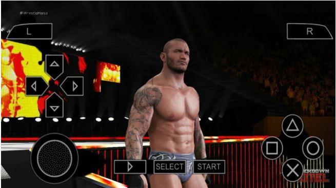 WWE 2K20 APK