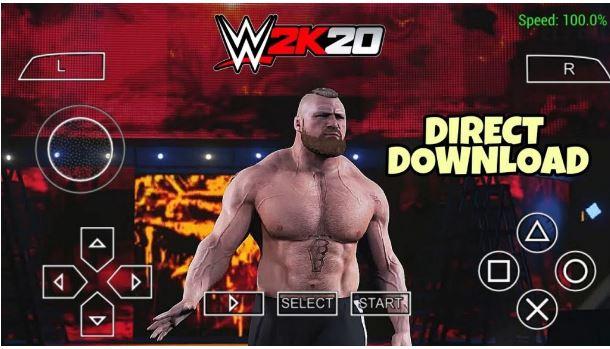 WWE 2K20 Mod APK