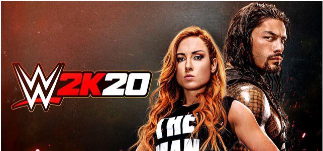 WWE 2K20 App