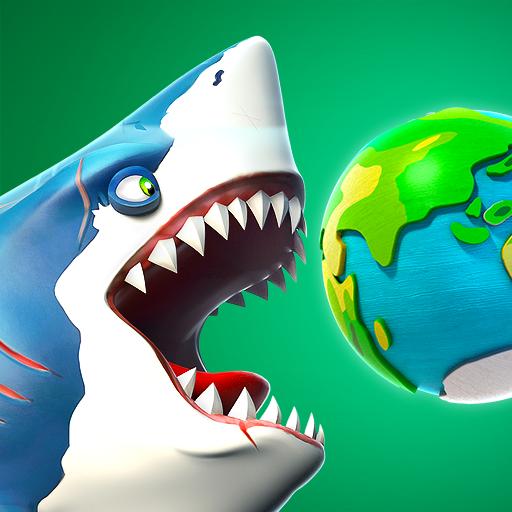 Hungry Shark World Mod Apk V4.4.2 (Unlimited Money/Gems)