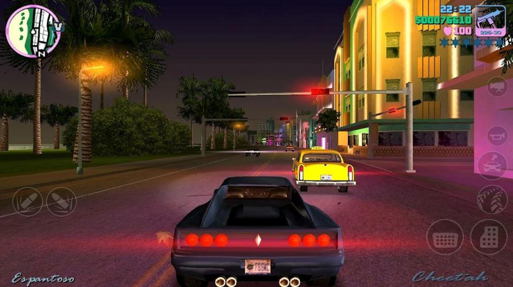 GTA Vice City app