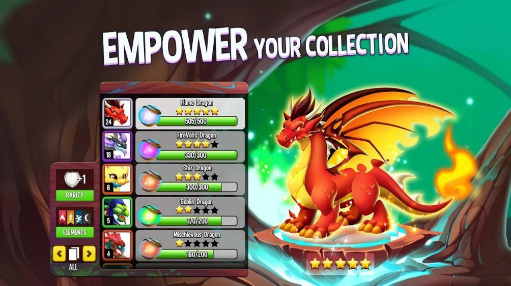 Dragon City APK image
