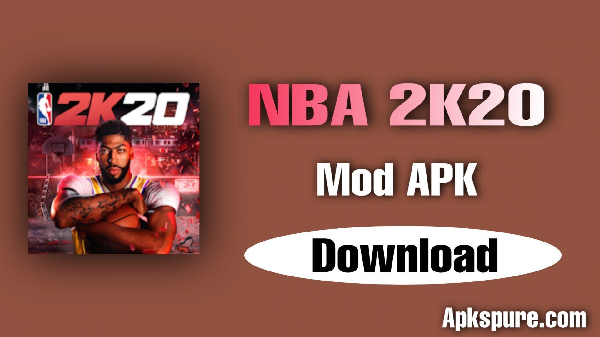 NBA 2K20 Mod APK Download v98.0.2 (Money/Fully Unlocked)