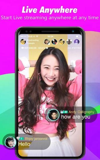 MLiveU : Hot Live Show