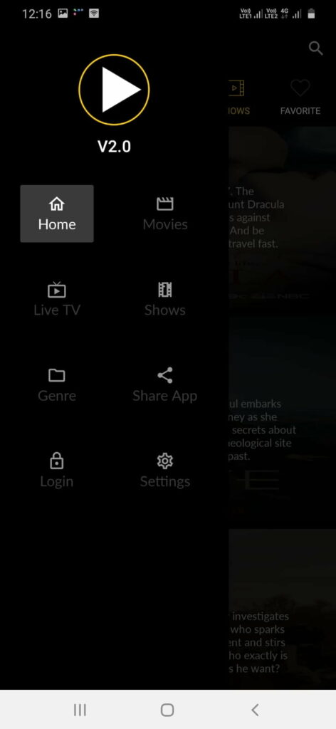 PlayStar TV mod apk