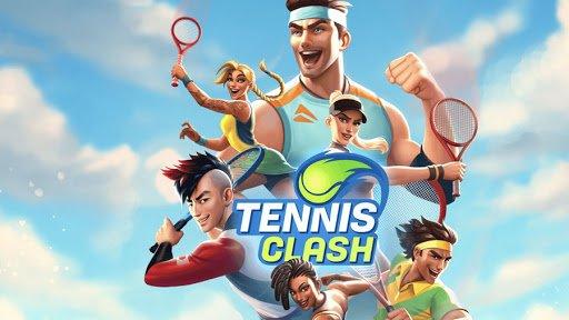 Tennis Clash 3D Free Multiplayer Mod APK