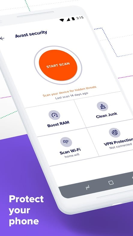 Avast Antivirus Mod APK image