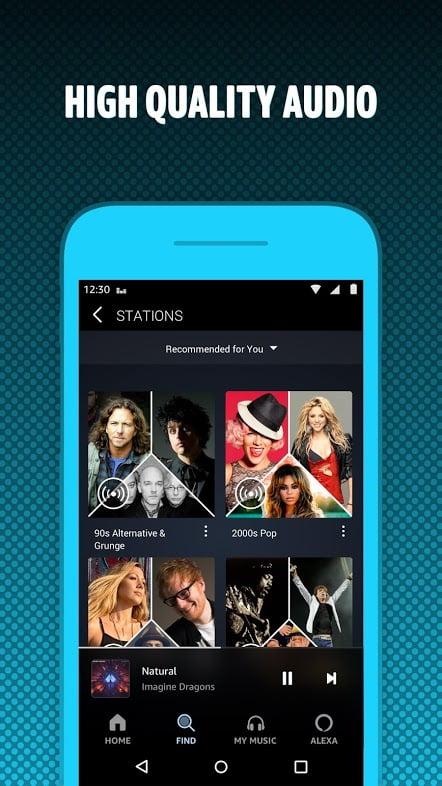 Amazon Music Mod APK Features