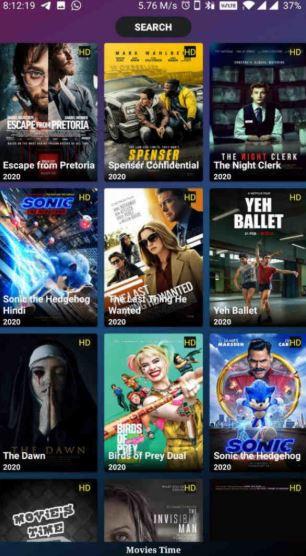 Movies Time mod apk 2020