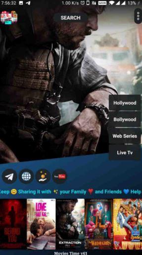 Movies Time mod apk
