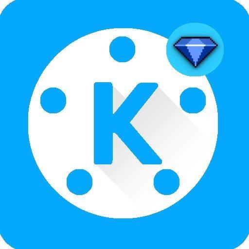 Blue Kinemaster Pro Mod Apk (No Watermark) Latest 2021