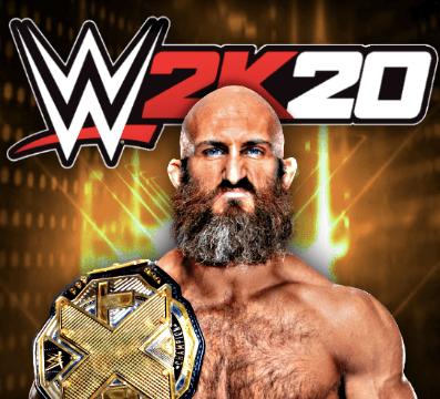 WWE 2K20 Mod APK Download (PPSSPP – PSP) – Fully Unlocked