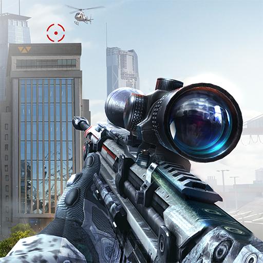 Sniper Fury MOD APK v5.8.1d Unlimited Money (All Gun Unlocked)