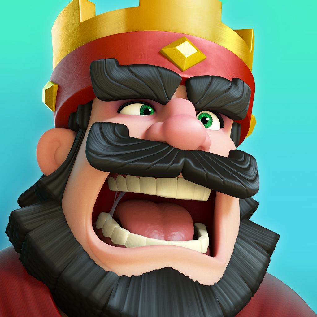 Clash Royale Mod APK v3.6.1 Download (Gems, Unlimited Money)