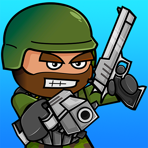 Doodle Army Mini Militia 2 Mod APK v5.3.7 (Unlimited Money)