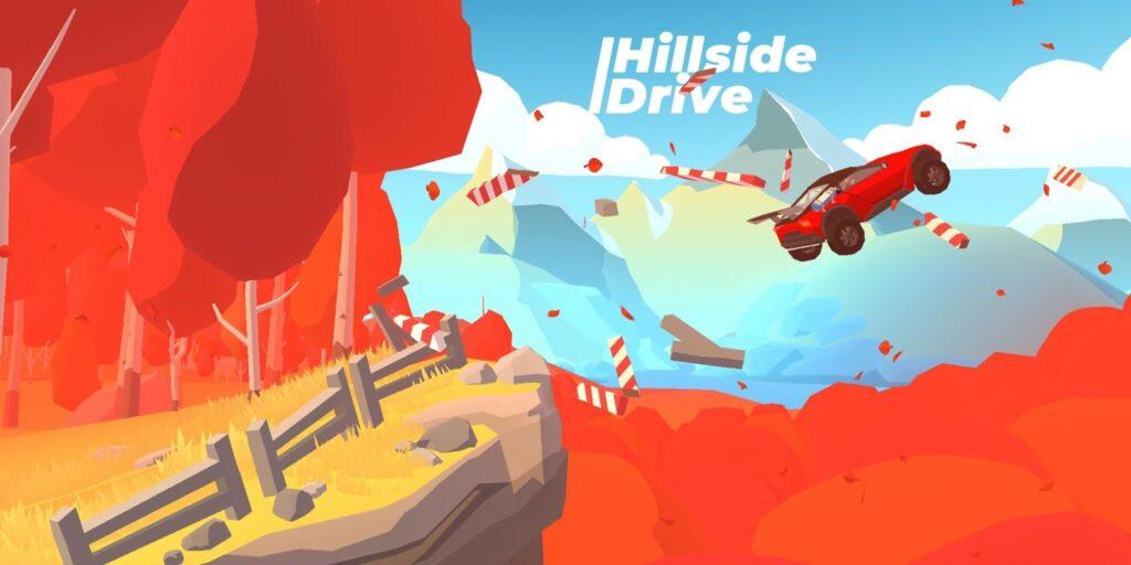 Hillside Drive Mod APK