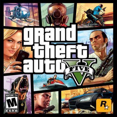 GTA 5 Mod APK V2.00 Download (Unlimited Money)