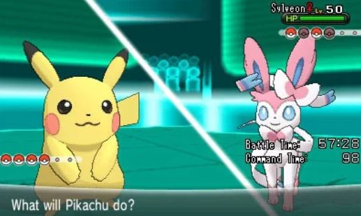 Pokemon X 3DS ROM Apk