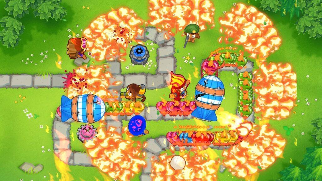 Baloon TD 6 Apk