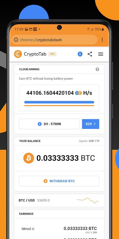 CryptoTab Browser Pro Apk