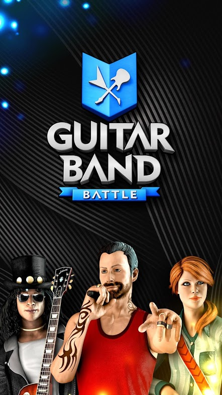 Guitar Band Battle Mod Apk